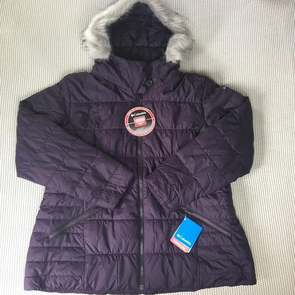 *New* Women's Sparks Lake Columbia Jacket NWT